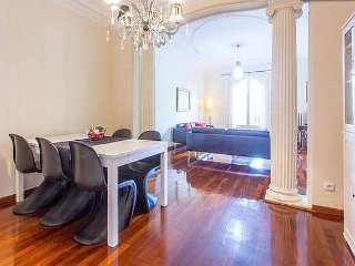 5BR with jacuzzi on Passeig de Gràcia - Red Carpet - Barcelona vacation rentals