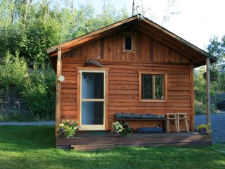 Alaska Tiny Living Cabin, Little Spruce - Chickaloon vacation rentals