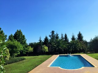 363 Cottage with shared garden and pool near Santiago - O Pino vacation rentals