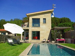 237 Villa on the coast with pool - Cangas vacation rentals