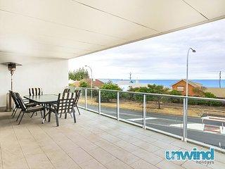 Unwind * 'The Block' Ocean Views Penthouse no 5- Victor Harbor Beach Views - Victor Harbor vacation rentals