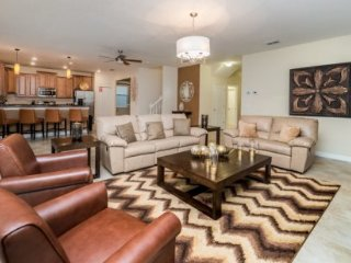 Outstanding 6 Bedroom 6 Bath Pool Home in ChampionsGate Resort. 9028SMS - Loughman vacation rentals