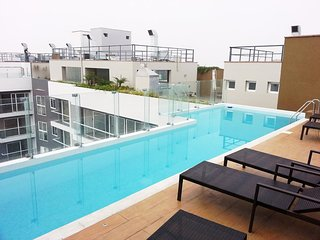 Brand New, Miraflores Luxury Executive Apartment 1312 - Lima vacation rentals