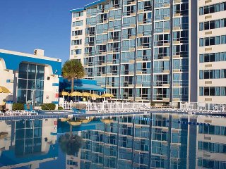 Americano Beach Resort Oceanfront View 1 bdrm, sleeps 4 May 20-27th, $499/Week - Holly Hill vacation rentals