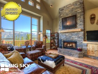 Big Sky Moonlight Basin | Moonlight Mountain Home 5 Derringer - Big Sky vacation rentals