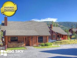Big Sky Resort | Powder Ridge Cabin 9A Red Cloud - Big Sky vacation rentals