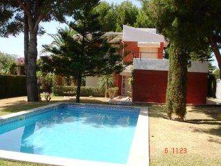 Villa Salitre con piscina privada - Calafat vacation rentals