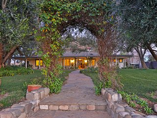 Beautiful House with A/C and Balcony - Santa Ynez vacation rentals