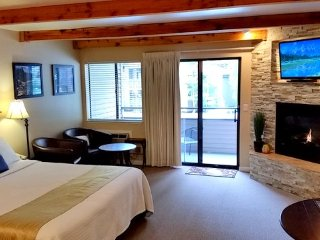 Lakeland Village - Deluxe King - (Tree View) - South Lake Tahoe - South Lake Tahoe vacation rentals