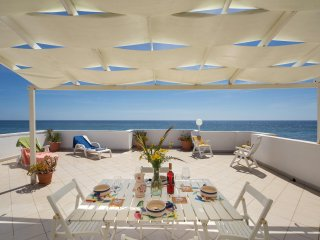 572 Penthouse with Sea View in Torre Pali - Torre Pali vacation rentals