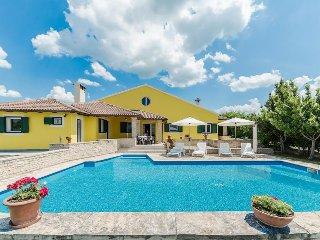 """Villa """"Polly"""",villa with pool for 10-12 person - Zadar vacation rentals"""