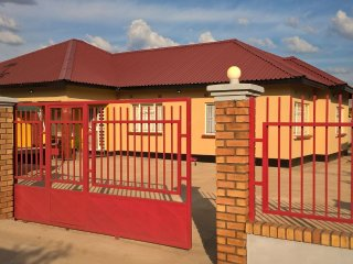 African Safari Experience Lodge - 3 Bed House - Livingstone vacation rentals