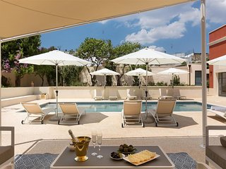 728 Quadruple Room in a Luxury B&B Near Gallipoli - Casarano vacation rentals
