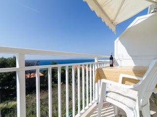 Apartments Villa Ana - One Bedroom Apartment with Balcony and Sea View (Apt 3) - Potomje vacation rentals
