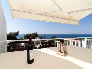 Apartments Villa Ana- Two Bedroom Apartment with Balcony and Sea View - Potomje vacation rentals