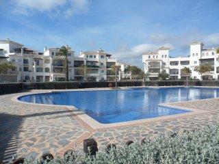2 Bed second floor apartment Hacienda Riquelme Golf Resort (Ref 139) - Sucina vacation rentals