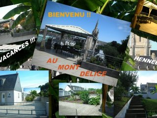 2 bedroom House with Internet Access in Hennebont - Hennebont vacation rentals