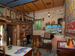 The Hayloft Studio in The Orchard Guesthouse - Ano Lechonia vacation rentals