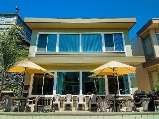Luxurious Ground floor condo with Patio just a block from the Sand! - Newport Beach vacation rentals