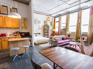 Eclectic Loft in the Heart of Williamsburg - New York City vacation rentals