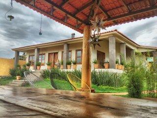 Sandunga Cabañas Boutique - Grand Cabin - Tzintzuntzan vacation rentals