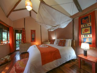 Perfect Lodge with Housekeeping Included and Balcony - Kisoro vacation rentals