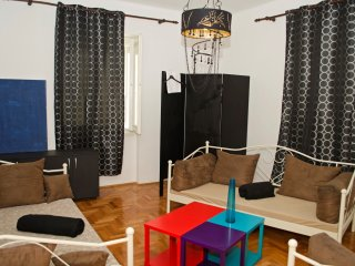 Spacious apartment in center of split with garden, grill and parking - Split vacation rentals