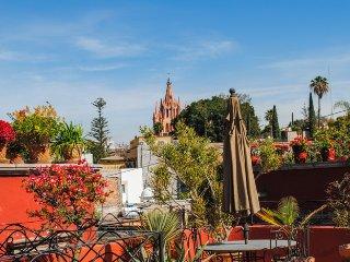Casa Tenerias : CASA PRINCIPAL - San Miguel de Allende vacation rentals