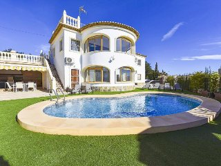 6 bedroom Villa with Internet Access in Calpe - Calpe vacation rentals