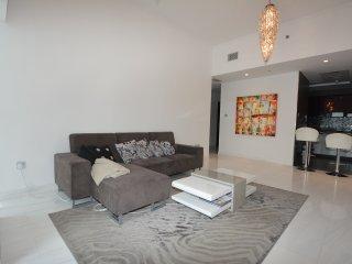 1 Bedroom Apartment at Cayan Tower, Dubai Marina - Dubai vacation rentals