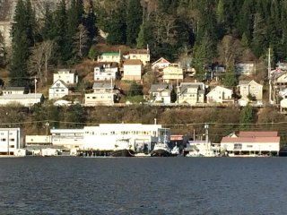 Amazing water view Middle of historical town, close to most tourism attractions - Ketchikan vacation rentals
