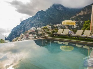 Villa in Sorrento & Amalfi Coast : Positano Area Villa D' Oro - Montepertuso vacation rentals