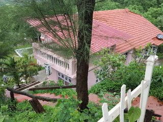 Lovely Villa with Shared Outdoor Pool and Parking - Kamshet vacation rentals