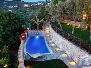 Villa in Sorrento & Amalfi Coast : Sorrento Area Villa Annunziata - Massa Lubrense vacation rentals