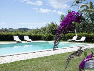 Villa in Tuscany : Lucca & Pisa Villa Cappuccini - Ghizzano vacation rentals
