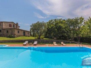 Villa in Tuscany : Lucca & Pisa Villa Del Giglio - Pieve a Nievole vacation rentals