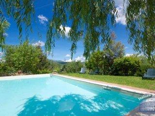Villa in Tuscany : San Casciano Dei Bagni Area Villa Adamo - Celle sul Rigo vacation rentals