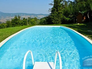 Villa in Tuscany : San Casciano Dei Bagni Area Villa Brigida - Celle sul Rigo vacation rentals
