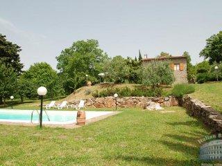 Villa in Tuscany : Siena / S. Gimignano Area Casa Marmoraia - Strove vacation rentals