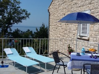 Sunset - seafront apartment - Omis vacation rentals