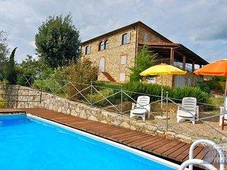 Villa in Tuscany : Siena / S. Gimignano Area Villa Brolio - Pianella vacation rentals