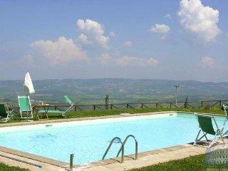 Villa in Tuscany : Siena / S. Gimignano Area Villa Cisco - Campiglia d'Orcia vacation rentals