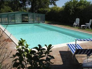 Villa in Tuscany : Siena / S. Gimignano Area Villa Iza - Celle sul Rigo vacation rentals