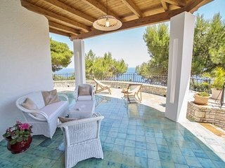 155 Seafront and Seaview Villa in Novaglie - Marina di Novaglie vacation rentals