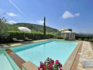 Villa in Tuscany : Siena / S. Gimignano Area Villa Liliana - Villamagna vacation rentals