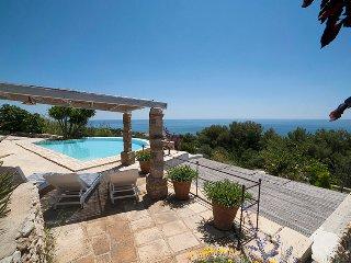 172 Seaview Villa with Pool in Torre Vado - Torre Vado vacation rentals