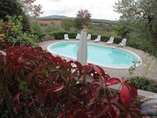 Villa in Umbria : Perugia Area Villa Capo - Montegiove vacation rentals