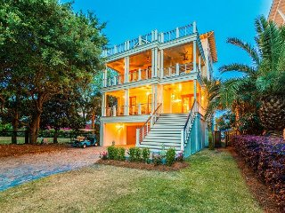 Beautiful home with views of intracoastal waterway and ocean. - Isle of Palms vacation rentals