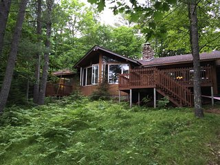 Your Own Private Family Home on Spider Lake i - Mercer vacation rentals