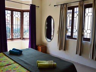 3 bedrom cozyvilla at Nagoa Arpora - Nagoa vacation rentals